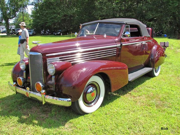49 best images about CadillacLaSalle on Pinterest  Clark gable