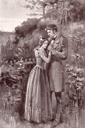 I have her and will hold her  -  Jane Eyre Illustrated: E. Stuart Hardy