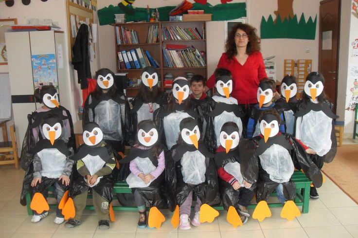 πιγκουινοι