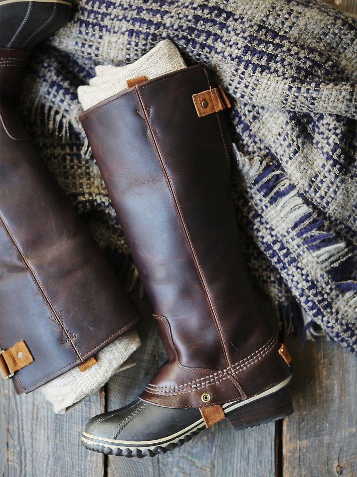 Free People Slimpack Tall Weather Boot, $210.00