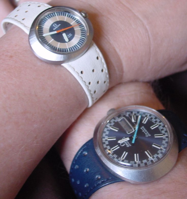 His and Hers Omega Dynamic Watches