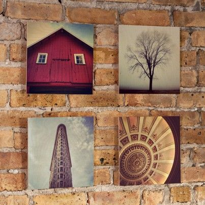 InstaThis prints your Instagram photos on wood or acrylic. Simply gorgeous!