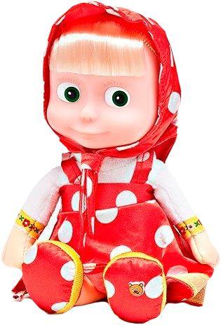 """http://mashapowtorysha.apishops.ru/ Маша-повторюшка  из мультфильма """"Маша и медведь"""" Игрушка Маша-повторюшка: купить или не купить? Ответ может быть только положительным и однозначным – конечно же, купить! Это самая хитовая кукла-повторюшка!"""