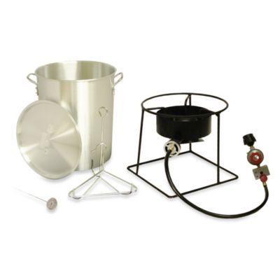 King Kooker® 29-Quart Portable Propane Outdoor Turkey Fryer - BedBathandBeyond.com - http://www.bedbathandbeyond.com/store/product/king-kooker-reg-29-quart-portable-propane-outdoor-turkey-fryer/1018632284?categoryId=12797&mcid=EM_Productcampaign_201511_TGivingPrep_Offer&rid=AR8Z60-EWPXSX-QFU304F-723FEN2-ONDSM0-v1