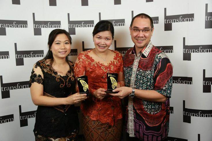Transform Awards Asia-Pacific at The Excelsior Hong Kong, November 21st,  2014