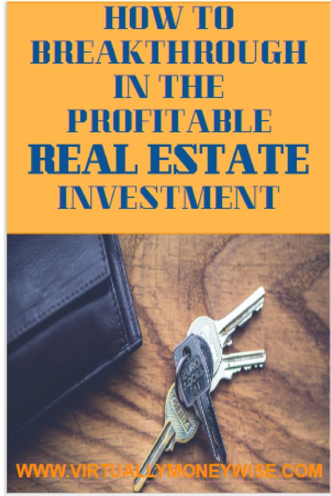 Do you want to start investing in the real estate niche? Yes? Then you need to start from today itself.   Read on and make sure that you earn profits from your profitable real estate investment.