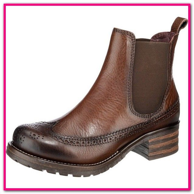 Brako Stiefelette Military | Chelsea boots, Boots, Shoes