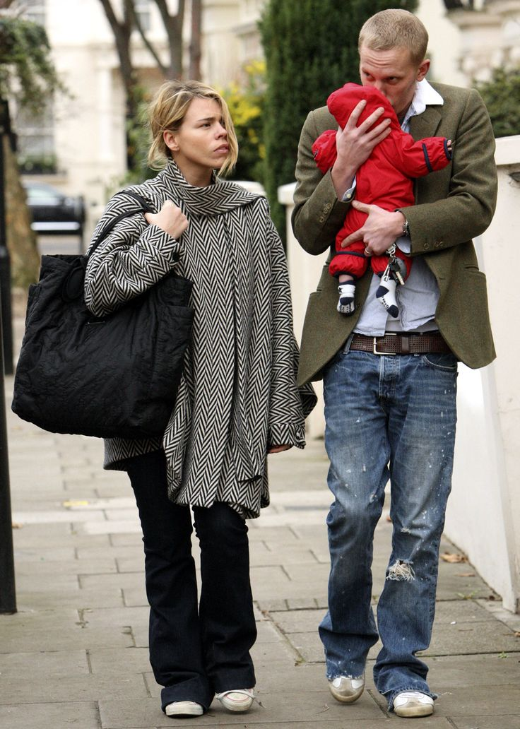 Billie, Laurence and Winston Go Walking Billie piper
