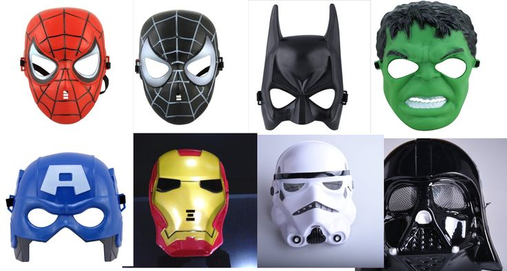 Batman, Captain America, Spiderman, Hulk, Iron Man, Storm Trooper, Darth Vader Mask for Kid & Adults Cosplay Costume - $ 6.95 ONLY!  Get yours here : https://www.thepopcentral.com/batman-captain-america-spiderman-hulk-iron-man-storm-trooper-darth-vader-mask-for-kid-adults-cosplay-costume/  Tag a friend who needs this!  Free worldwide shipping!  45 Days money back guarantee  Guaranteed Safe and secure check out    Exclusively available at The Pop Central    www.thepopcentral.com…