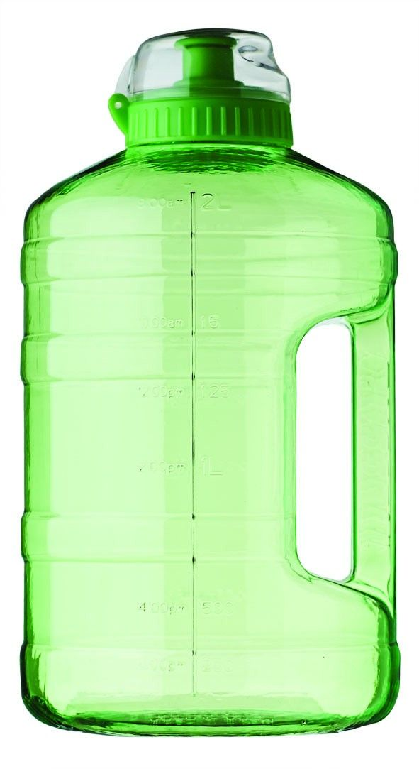 2LPD DRINK BOTTLE - Lime