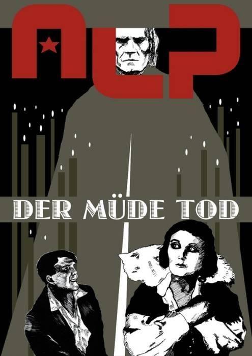 Las tres luces (1922) Alemaña. Dir: Fritz Lang. Fantástico. Expresionismo alemán - DVD CINE 2378