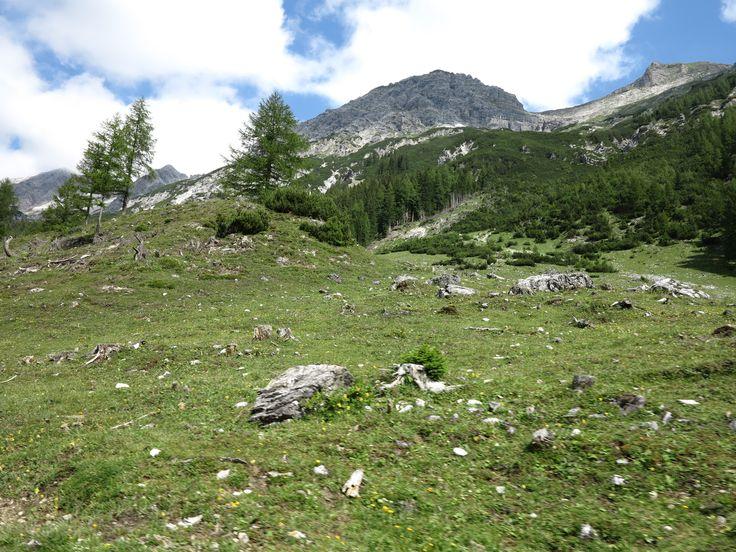 Herrliche Bergwelt Obertauerns