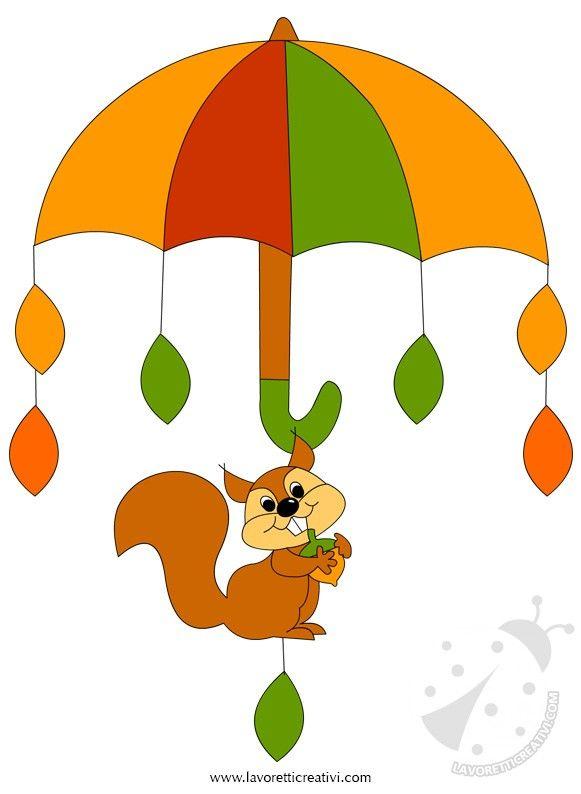 decorazione-autunno-ombrello