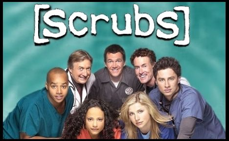 Scrubs - hilarious. Without fail.