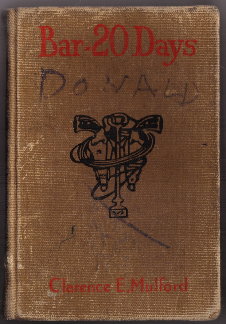 Donalds copy of days by clarence e