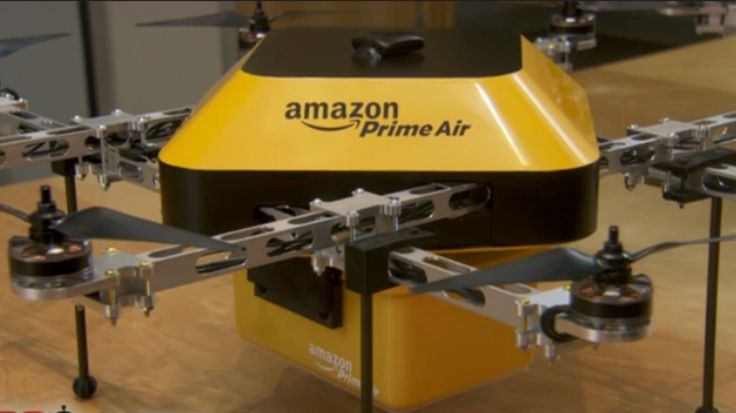 There are factors that stand in the way of Amazon's Prime Air drones, but none of them are technological.