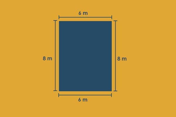 Aprende cómo calcular área, volumen y perímetro de forma sencilla