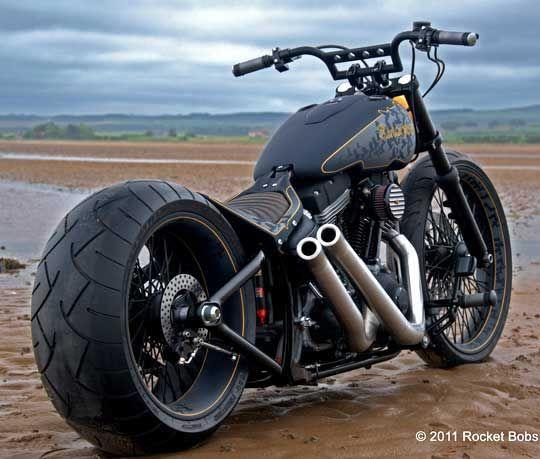 Blackbird Harley-Davidson Rocker