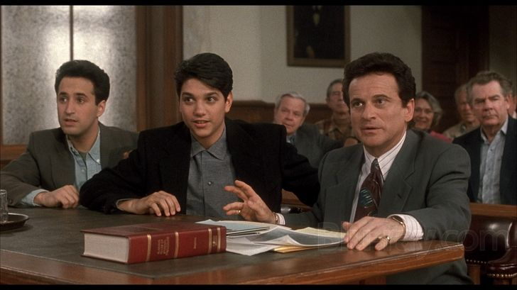 """You think I'm hostile now... wait until you see me tonight."" (My Cousin Vinny)"