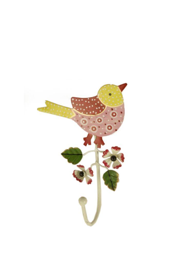 Kapstokhaakje vogel
