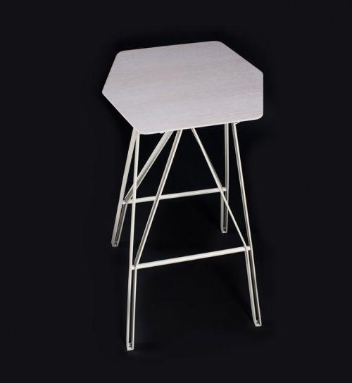 chair02-04taburete alto de la línea plegable por mas·arquitecutra #design #diseño #interiorismo #arquitectura #masarquitectura #furniture #furnituredesing #mobiliario #branding #wood #madera