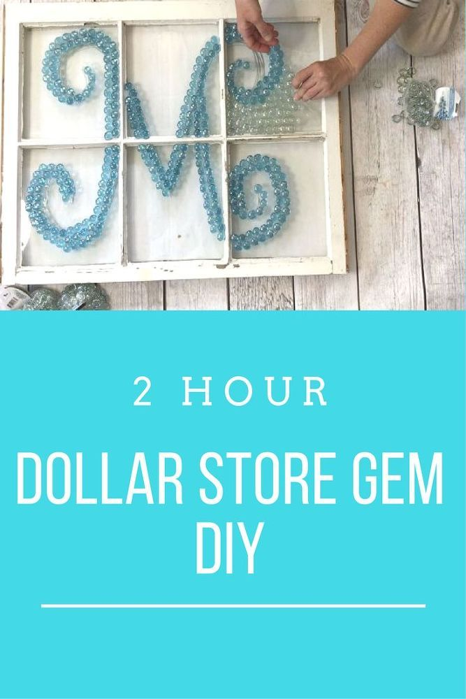 You'll be happy you saw this! Great Dollar Store DIY project