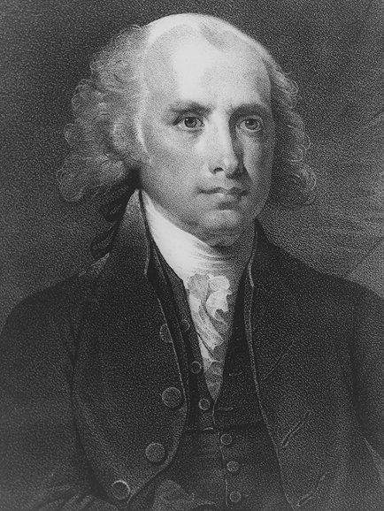 "James Madison (1809-1817), the fourth president, known as 'The Father of Our Constitution' made the following statement: ""We have staked the whole of all our political Institutions upon the capacity of mankind for Self-government, upon the capacity of each and all of us to govern ourselves, to control ourselves, to sustain ourselves according to The Ten Commandments of God."""
