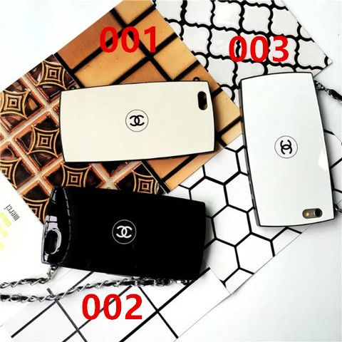 CHANEL iphone7ケース コンパクト型 可愛い