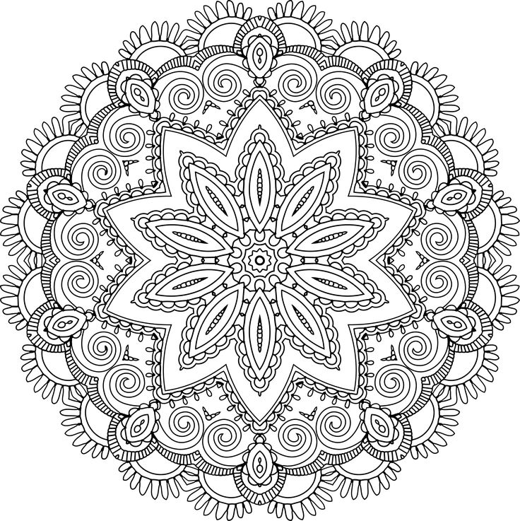 1666 Best Coloring Pages 4 Adults Images On Pinterest