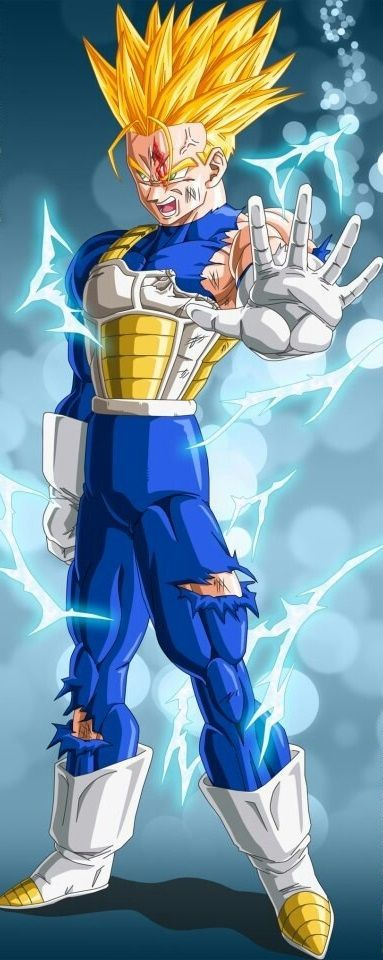 Super Saiyan Future Trunks