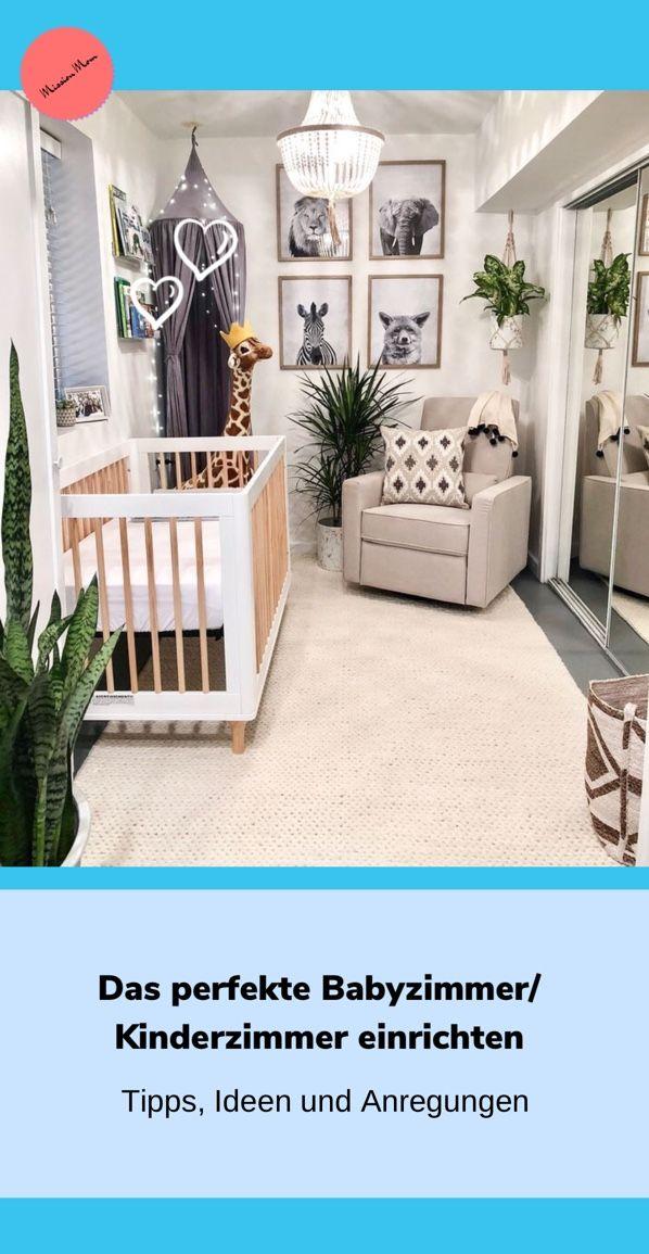 Babyzimmer Einrichten Ideen Tipps Und Tricks Babyzimmer
