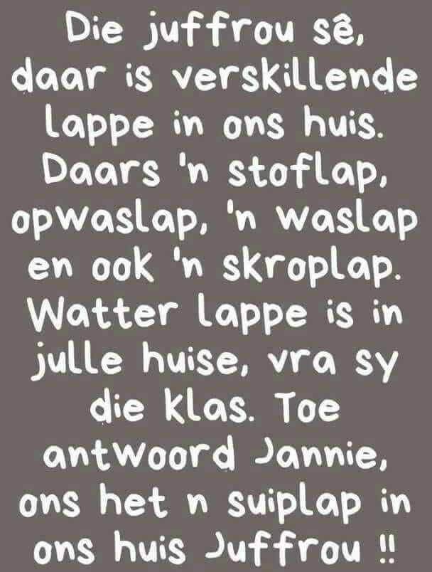 Idea By Brenda Van Zyl On Afrikaanse Grappe Good Morning Quotes