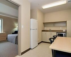 Thompson Rivers University Residence & Conference Centre Kamloops Guest Room 8