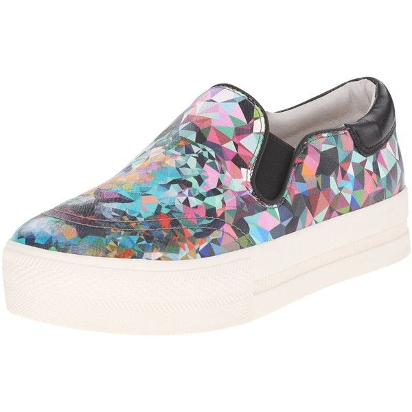Ash Women's Jam Fashion Sneaker ($93) ❤ liked on Polyvore featuring shoes, sneakers, ash footwear, ash sneakers, ash trainers and ash shoes