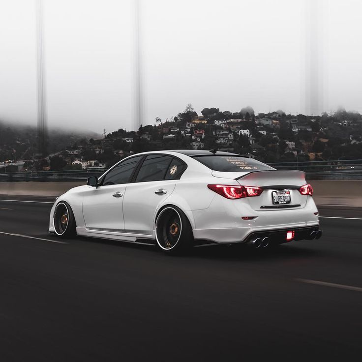 Image result for infiniti q50 with side spats
