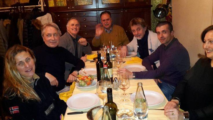 9/2/2016 - Serata Conviviale degli Odontotecnici di Confartigianato per festeggiare Santa Apollonia (Patrono della Categoria)
