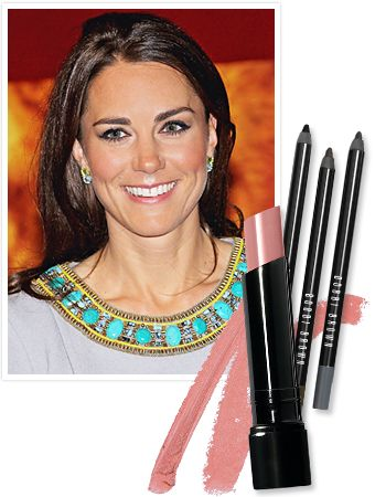 Bobbi Brown On How to Do Your Makeup Like a Princess  | InStyle.com Get the scoop from makeup guru Bobbi Brown on how to get #KateMiddleton's princess look!