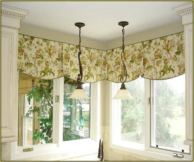 The 25+ Best Kitchen Curtains And Valances Ideas On