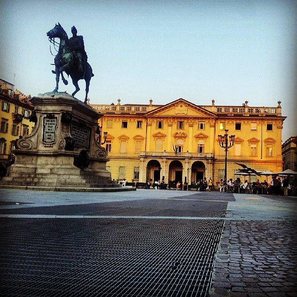 Piazza Bodoni