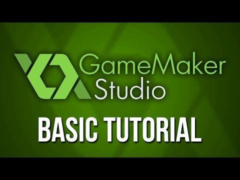 Game Maker Studio: Basic Tutorial - YouTube