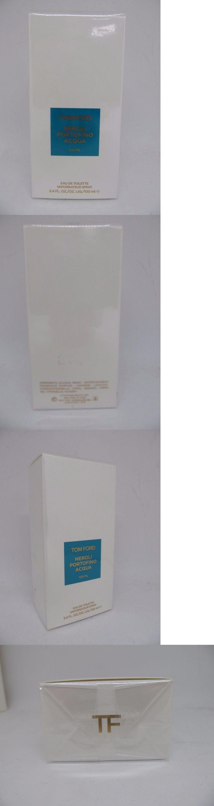 Unisex Fragrances: Tom Ford Neroli Portofino Acqua Eau De Toilette Spray 3.4 Fl.Oz. 100 Ml Nib -> BUY IT NOW ONLY: $133.85 on eBay!
