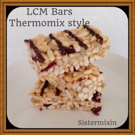 LCM Bars - Sistermixin style