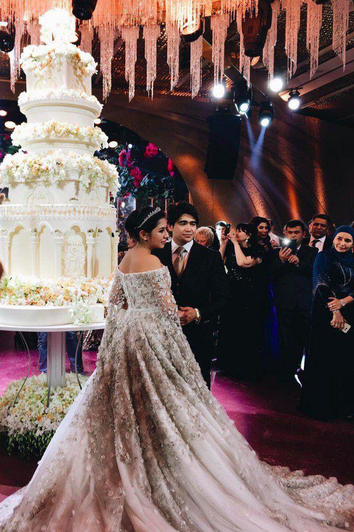 Cet Incroyable Mariage Russe Était Digne des Plus Grands Défilés de Haute Couture