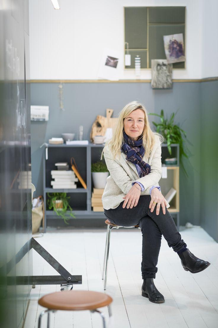 Meeting Room by Christine Rudolph, Denmark. A part of the Trends Exhibition during Stockholm Furniture & Light Fair 2016. #stockholmfurniturefair #sff2016 #sthlmfurnfair Foto: Gustav Kaiser