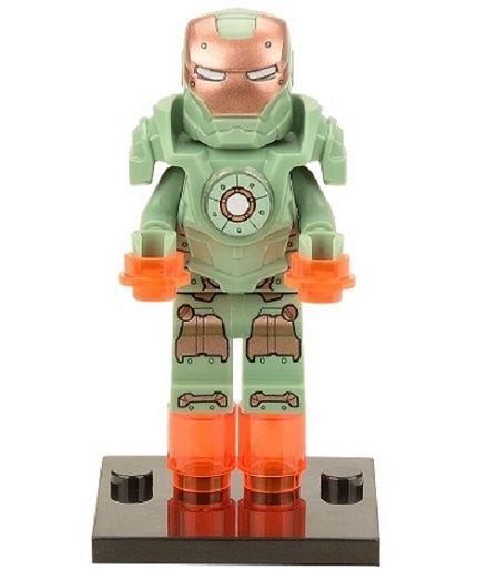 20Pcs XH 233 Super Heroes Star Wars Iron Man Hammer Head Captain America 3 Civil War Building Blocks Bricks Toys for children #Affiliate