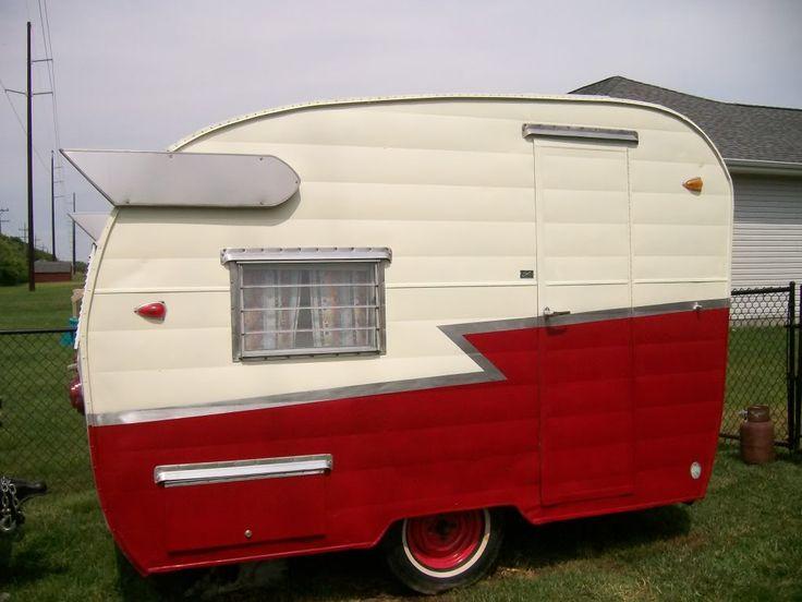 1961 Shasta Camper For Sale In North Georgia