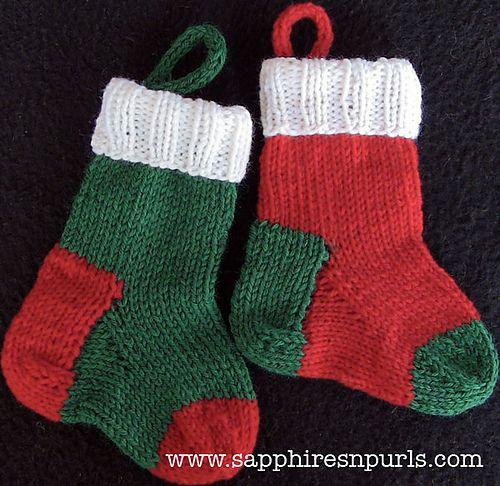 Christmas Stocking Knitting Pattern Ravelry : 17 Best images about christmas stocking on Pinterest ...