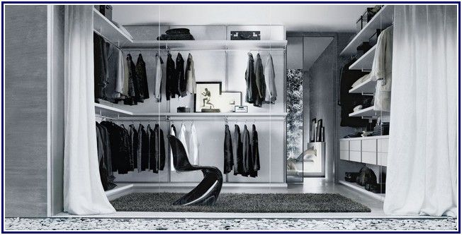Terrific Closet System Design