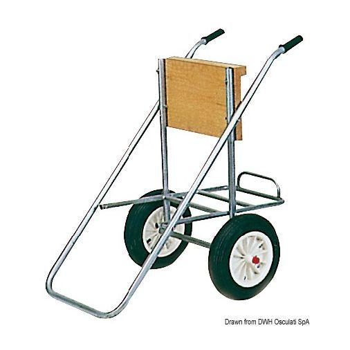 Chariot transport moteur Super