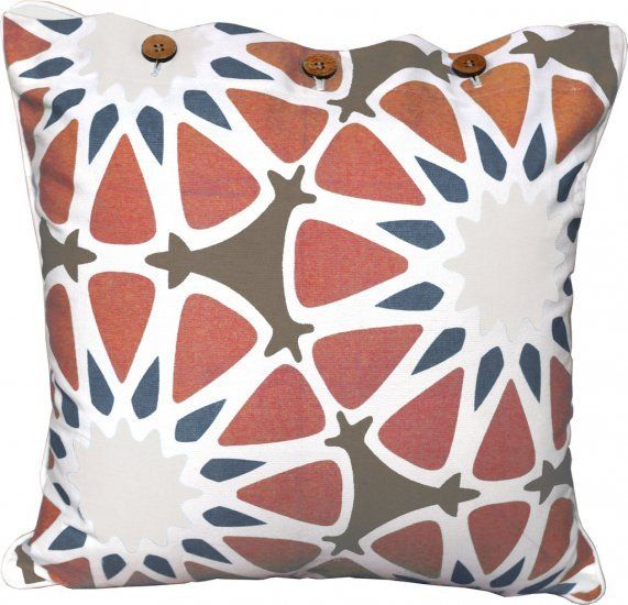 Peggy Red Cushion Covers